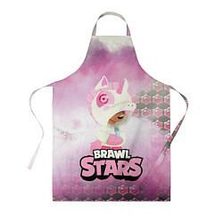Фартук Leon Unicorn Brawl Stars