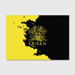 Холст прямоугольный Queen цвета 3D — фото 2