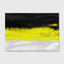 Холст прямоугольный Имперский флаг 1858 года цвета 3D — фото 2