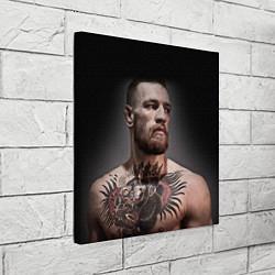 Холст квадратный Conor McGregor цвета 3D-принт — фото 2