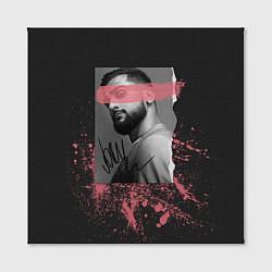 Холст квадратный JONY цвета 3D — фото 2