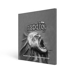 Холст квадратный The Prodigy: Madness цвета 3D-принт — фото 1