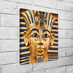 Холст квадратный Фараон цвета 3D-принт — фото 2