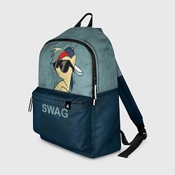 Рюкзак My SWAG Pony цвета 3D-принт — фото 1
