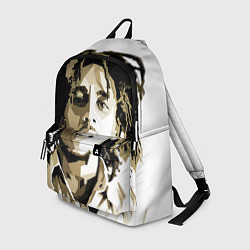 Рюкзак Bob Marley: Mono цвета 3D — фото 1