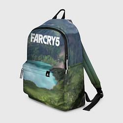 Рюкзак Far Cry 5 цвета 3D-принт — фото 1
