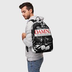 Рюкзак Damn Faith цвета 3D — фото 2