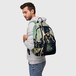 Рюкзак Taboo цвета 3D — фото 2