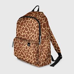 Рюкзак Жираф цвета 3D — фото 1