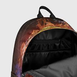 Рюкзак Дьявол цвета 3D — фото 2