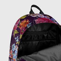 Рюкзак Лучший учитель в Мире цвета 3D — фото 2