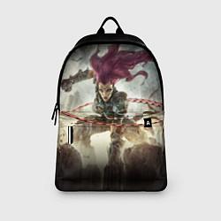 Рюкзак Darksiders Warrior цвета 3D — фото 2