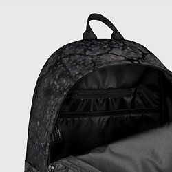 Рюкзак Made from broken parts цвета 3D-принт — фото 2