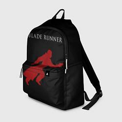Рюкзак Blade Runner цвета 3D-принт — фото 1