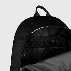 Рюкзак Sarcasm цвета 3D-принт — фото 2