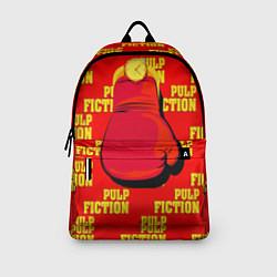 Рюкзак Pulp Fiction: Boxing glove цвета 3D-принт — фото 2