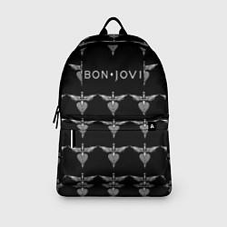 Рюкзак Bon Jovi цвета 3D — фото 2
