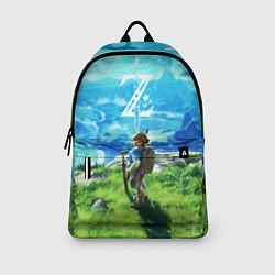 Рюкзак Z-Link цвета 3D-принт — фото 2