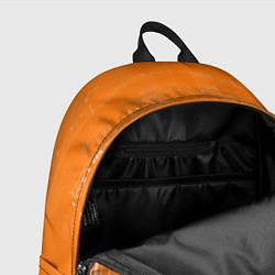 Рюкзак Bitcoin Tech цвета 3D-принт — фото 2