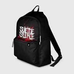 Рюкзак Suicide Silence Blood цвета 3D-принт — фото 1