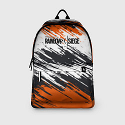 Рюкзак Rainbow Six Siege: Orange цвета 3D-принт — фото 2