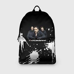 Рюкзак Группа OOMPH! цвета 3D — фото 2
