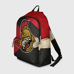 Рюкзак HC Ottawa Senators: Old Style цвета 3D-принт — фото 1