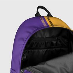 Рюкзак NBA: LA Lakers цвета 3D-принт — фото 2