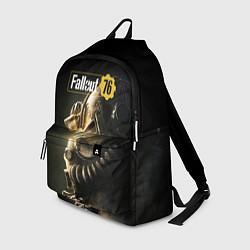 Рюкзак FALLOUT 76 цвета 3D — фото 1