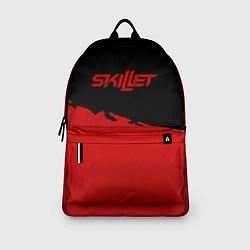 Рюкзак Skillet: Red Section цвета 3D-принт — фото 2