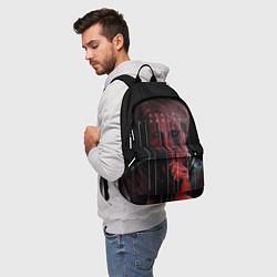 Рюкзак Death Stranding цвета 3D-принт — фото 2