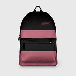 Рюкзак Black Pink: Logo цвета 3D — фото 2