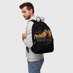 Рюкзак True Detective: Fire цвета 3D — фото 2