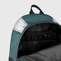 Рюкзак MHA IZUKU MIDORIYA цвета 3D-принт — фото 2