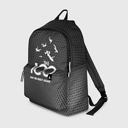 Рюкзак The 100 цвета 3D-принт — фото 1