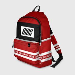 Рюкзак IKON Stripes цвета 3D — фото 1