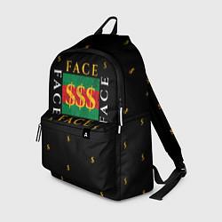 Рюкзак FACE GG Style цвета 3D-принт — фото 1