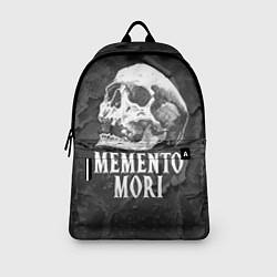 Рюкзак Memento Mori цвета 3D — фото 2
