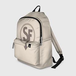 Рюкзак SANITYS FALL цвета 3D-принт — фото 1