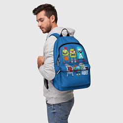 Рюкзак Cool Dudes цвета 3D — фото 2