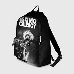 Рюкзак Eskimo Callboy цвета 3D-принт — фото 1