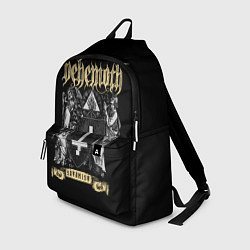 Рюкзак Behemoth: Satanist цвета 3D-принт — фото 1