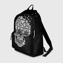 Рюкзак Diamond Skull цвета 3D — фото 1