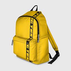 Рюкзак ASAP Rocky: Yellow Testing цвета 3D-принт — фото 1