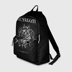 Рюкзак Meshuggah: Chaosphere цвета 3D — фото 1