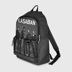 Рюкзак Kasabian: Boys Band цвета 3D — фото 1
