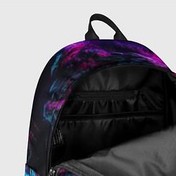 Рюкзак Marshmello NEON цвета 3D-принт — фото 2