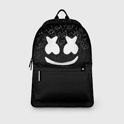 Рюкзак Marshmello Black цвета 3D-принт — фото 2