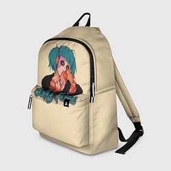 Рюкзак Sally Face: Kid Girl цвета 3D — фото 1