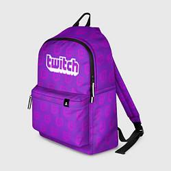 Рюкзак Twitch Online цвета 3D — фото 1